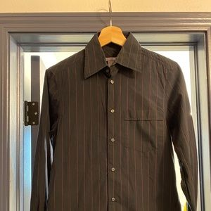Men's H&M Long Sleeve Button Down